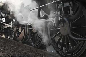 Eisenbahn Lokomotive