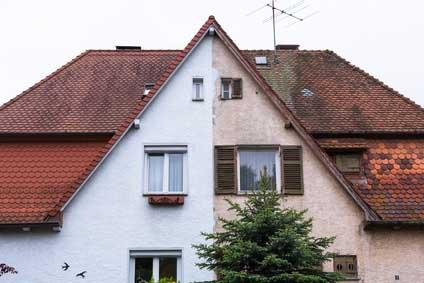 Wohnraum aus Altbau