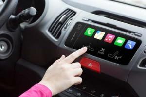 Elektronik im Auto