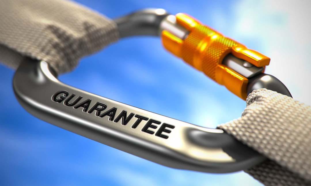 Garantieversprechen