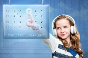 Lernen virtuell