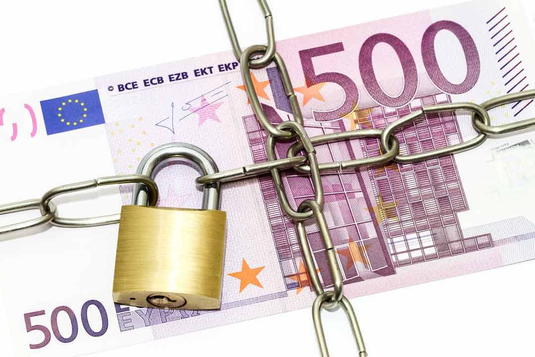Euro-Schein Verbot