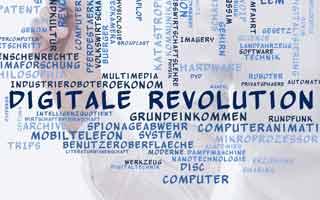 Die digitale Revolution schreitet voran