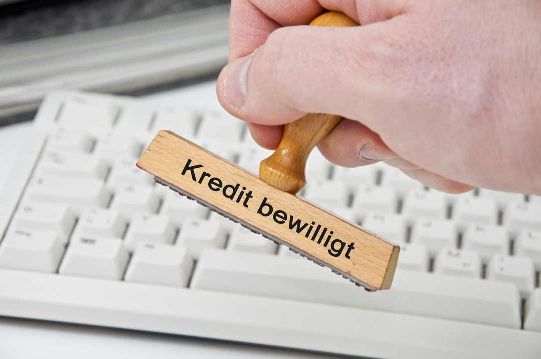 Kreditvergabe bei negativen Zinsen