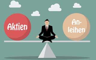 Rebalancing – gut für ein ausgewogenes Portfolio